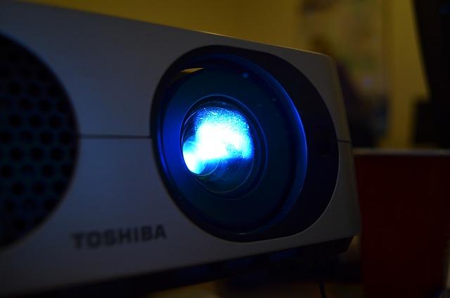 projektor interaktywny